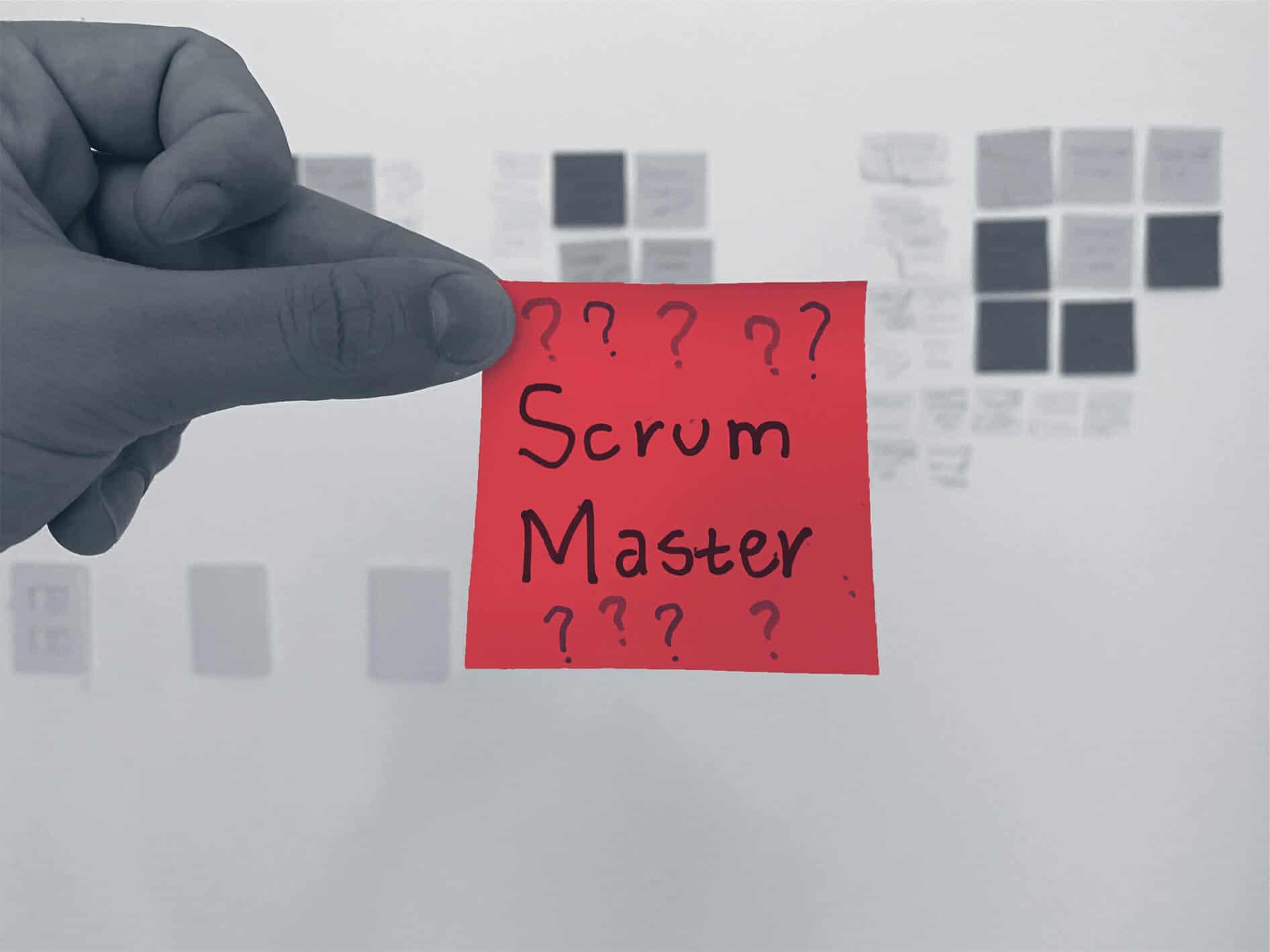 O que é Scrum Master
