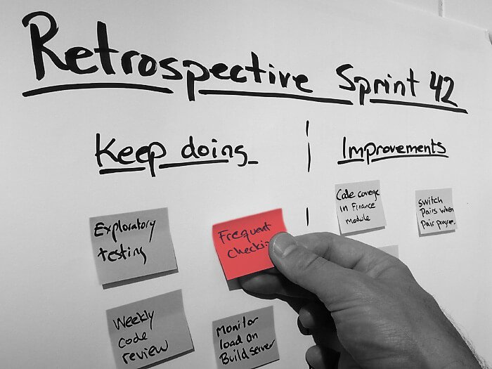 Retrospectiva Scrum