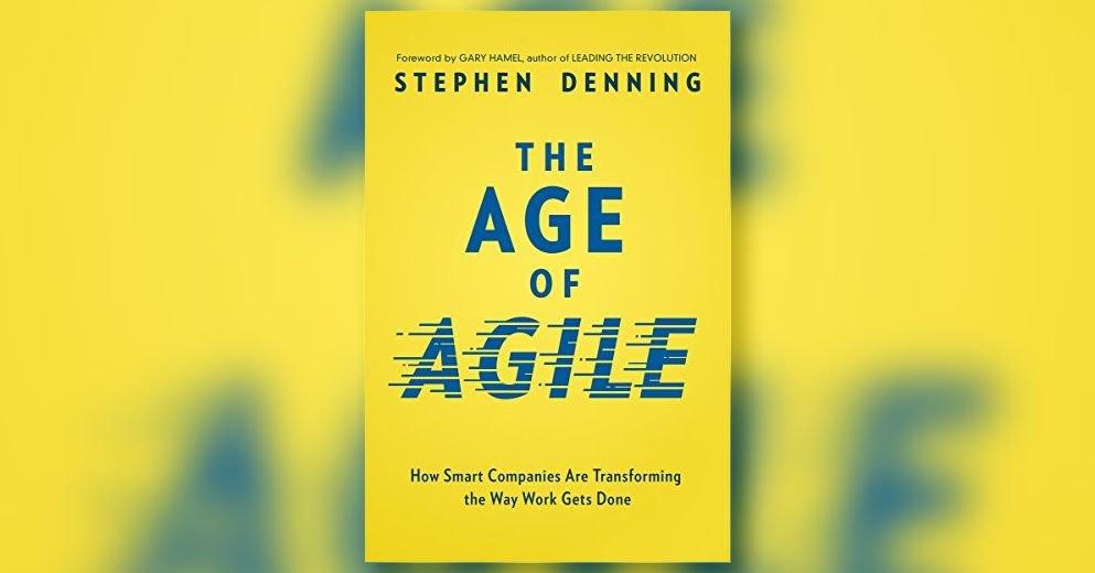 Livro Gestão Ágil - The Age of Agile